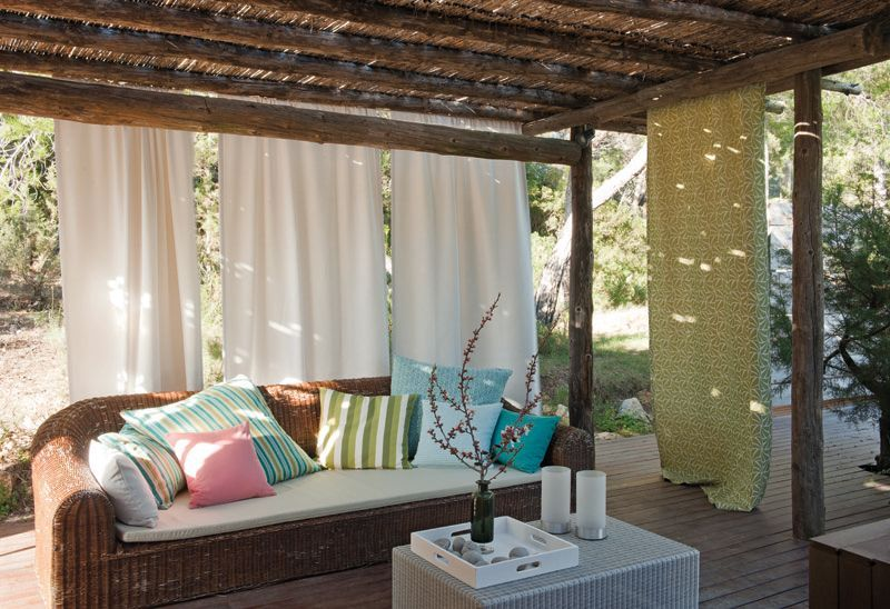 gallery bohemian spring uv pro outdoor fabrics. Black Bedroom Furniture Sets. Home Design Ideas